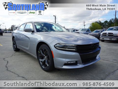 Pre-Owned 2018 Dodge Charger R/T RWD