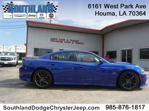 Pre-Owned 2019 Dodge Charger Scat Pack RWD