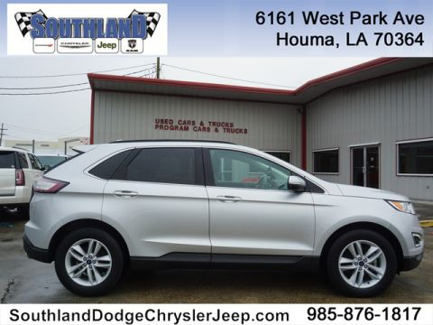 Pre-Owned 2015 Ford Edge SEL FWD