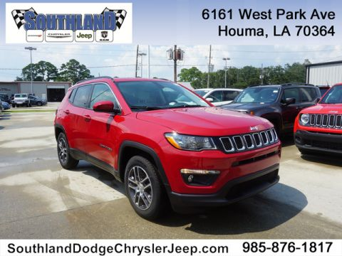 New 2018 JEEP Compass FWD