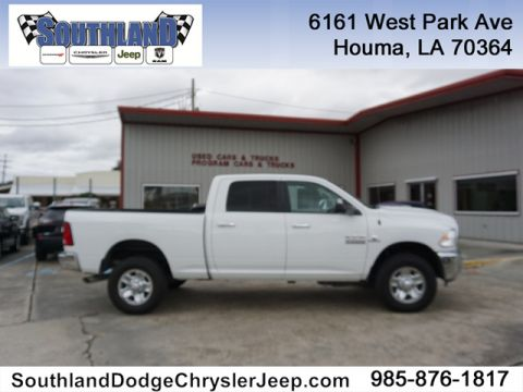 Pre-Owned 2017 Ram 3500 SLT 4WD 6.4 Box