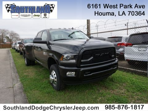 New 2018 RAM 3500 Laramie 4WD 8 Box