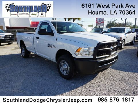 New 2018 RAM 2500 Tradesman 2WD 8 Box