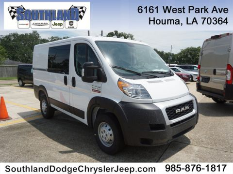 New 2019 RAM ProMaster 1500 Low Roof 118WB