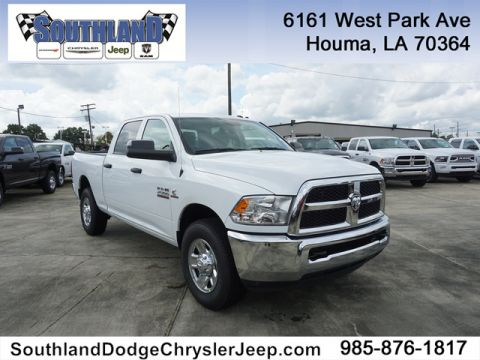 New 2018 RAM 2500 Tradesman 2WD 6.4 Box