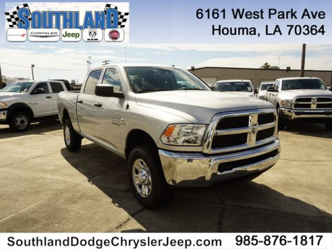New 2018 RAM 2500 Tradesman 4WD 6.4 Box