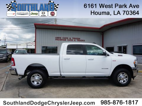 Pre-Owned 2019 Ram 2500 Big Horn 4WD 6ft4 Box