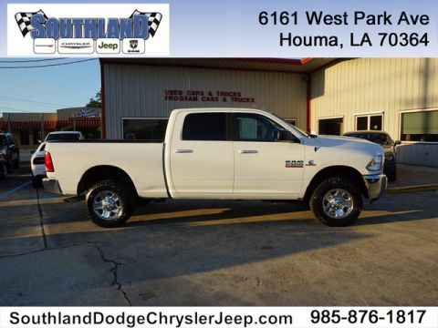 Pre-Owned 2017 Ram 2500 SLT 4WD 6.4 Box
