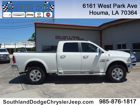 Pre-Owned 2018 Ram 2500 Laramie 4WD 6ft4 Box