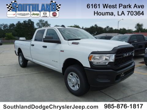 New 2019 RAM 2500 Tradesman 4WD 8ft Box