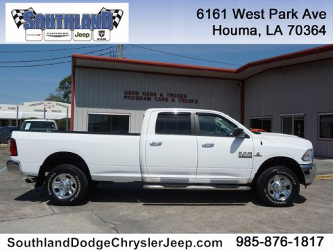 Pre-Owned 2015 Ram 2500 SLT 4WD 169WB