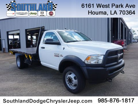 New 2018 RAM 4500 Chassis Cab Tradesman 2WD 168WB