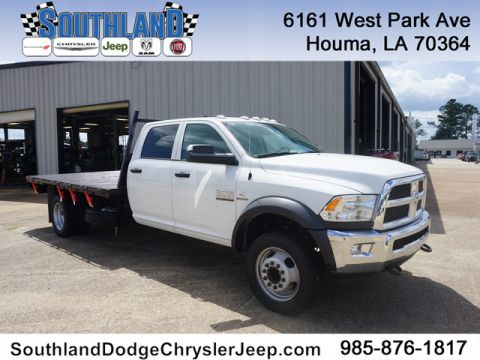 New 2018 RAM 4500 Chassis Cab Tradesman 2WD 197WB