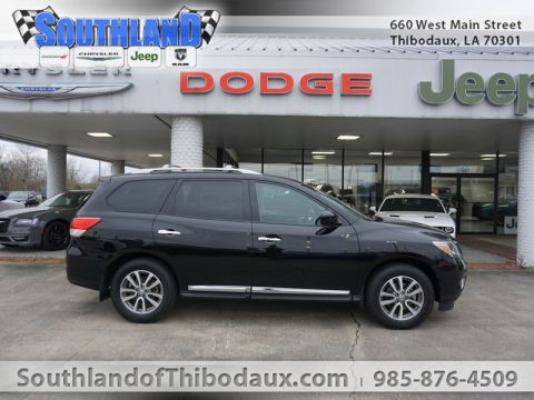 Pre-Owned 2014 Nissan Pathfinder SL 2WD