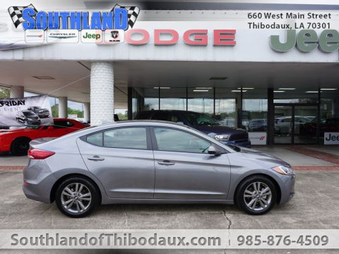 Pre-Owned 2018 Hyundai Elantra SEL Front Wheel Drive 4 Dr Sedan