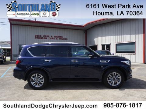 Pre-Owned 2019 INFINITI QX80 LUXE RWD