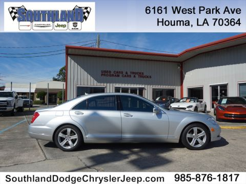 Pre-Owned 2011 Mercedes-Benz S-Class S550