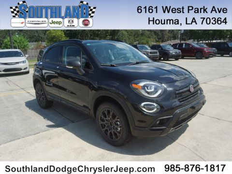 New 2019 FIAT 500X Urbana Edition AWD